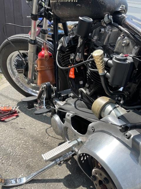 2021/4/11  今日バイク乗れた人は、幸せに違いない!!_a0110720_16574822.jpg