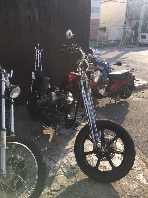 2021/4/11  今日バイク乗れた人は、幸せに違いない!!_a0110720_16594145.jpg
