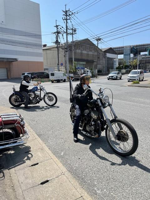 2021/4/11  今日バイク乗れた人は、幸せに違いない!!_a0110720_16595267.jpg