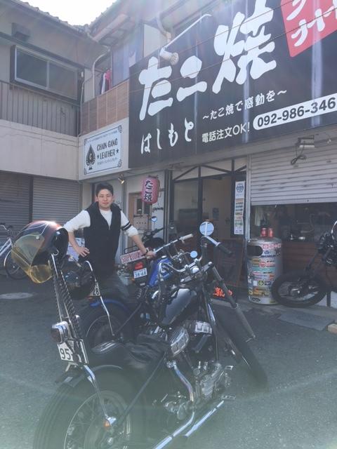 2021/4/11  今日バイク乗れた人は、幸せに違いない!!_a0110720_17003563.jpg