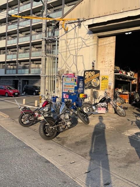 2021/4/11  今日バイク乗れた人は、幸せに違いない!!_a0110720_18042609.jpg