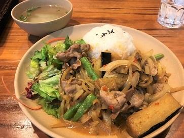 何を食べても美味しい!野菜カレー店「坐忘」☆Camper\'s in Quarry Bay_f0371533_22260825.jpg