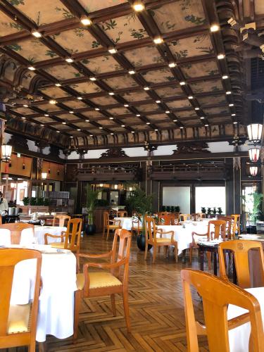 富士屋ホテルの朝食。_b0048834_11385636.jpg