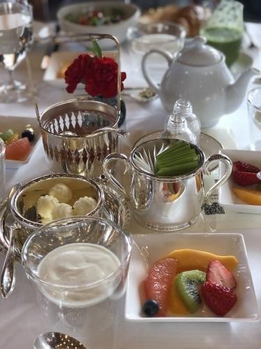 富士屋ホテルの朝食。_b0048834_11495177.jpeg