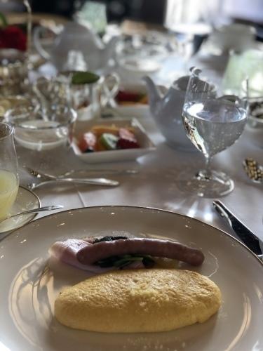 富士屋ホテルの朝食。_b0048834_11504659.jpeg