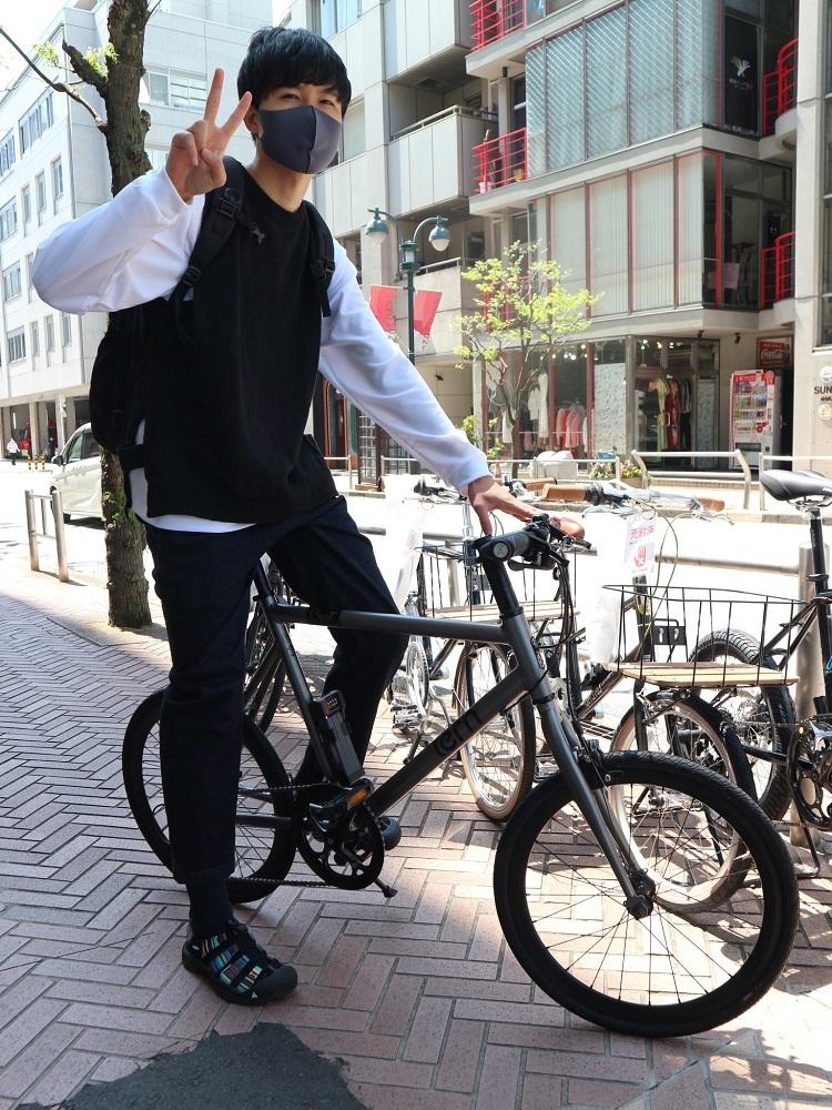 4月11日 渋谷 原宿 の自転車屋 FLAME bike前です_e0188759_15571389.jpg