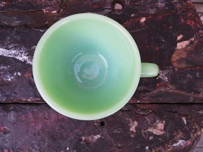 50\'s Fire King Jade-ite Narrow Rim Cup_e0187362_12221881.jpg