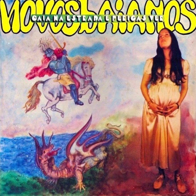 Novos Baianos - Caia na Estrada e Perigas Ver (1976)で最高の目覚め_c0002171_08211803.jpg