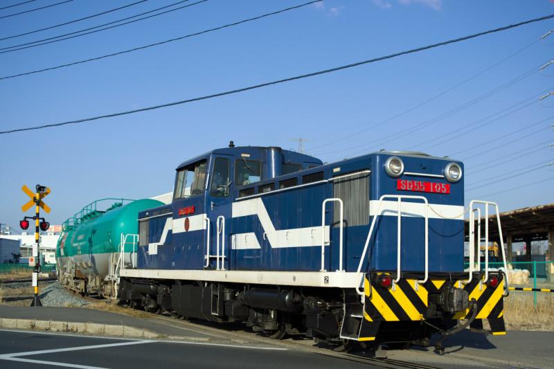 2013 3 5 仙台臨海鉄道 SD55105 353レ_b0406689_19224273.jpg