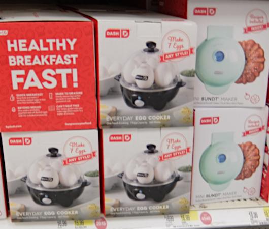 コロナ禍の米国で売れてる調理器具・調理家電と言えば… ミニ・ワッフル・メーカー(Mini Waffle Maker)?!_b0007805_21493847.jpg