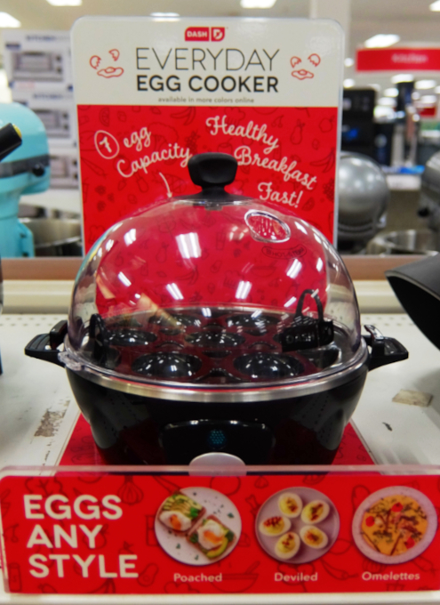 コロナ禍の米国で売れてる調理器具・調理家電と言えば… ミニ・ワッフル・メーカー(Mini Waffle Maker)?!_b0007805_21495021.jpg
