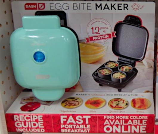 コロナ禍の米国で売れてる調理器具・調理家電と言えば… ミニ・ワッフル・メーカー(Mini Waffle Maker)?!_b0007805_21501625.jpg