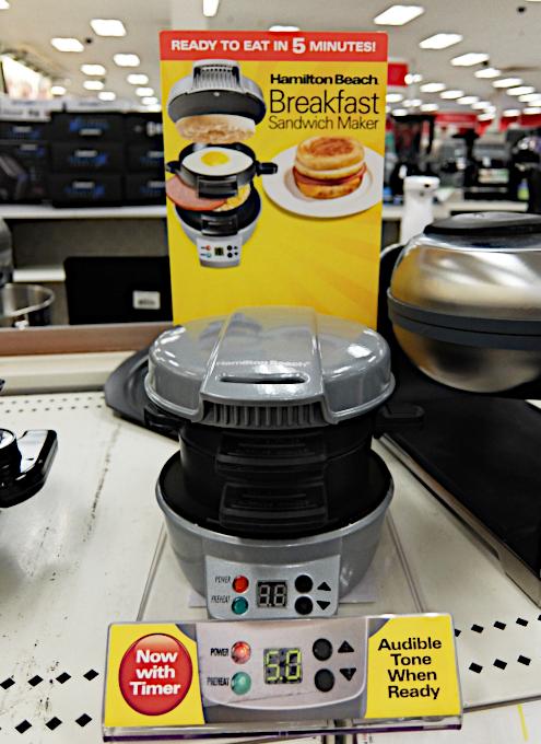 コロナ禍の米国で売れてる調理器具・調理家電と言えば… ミニ・ワッフル・メーカー(Mini Waffle Maker)?!_b0007805_21502780.jpg