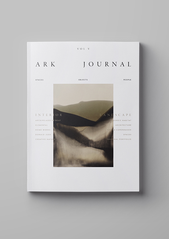 新刊入荷のお知らせ/Ark Journal Volume5_b0120278_12355823.jpg