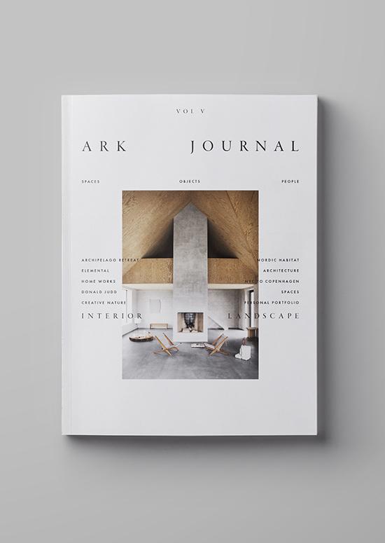 新刊入荷のお知らせ/Ark Journal Volume5_b0120278_12360495.jpg