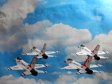 Monogram 1/72 USAF Thunderbirds 製作 3_a0350883_02210639.jpg