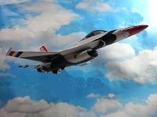 Monogram 1/72 USAF Thunderbirds 製作 3_a0350883_02212779.jpg