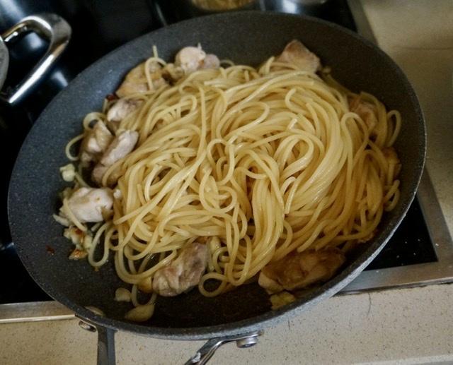 Ballarini🇮🇹製のフライパンで焼く Ricetta BLOG_c0180686_16594536.jpeg