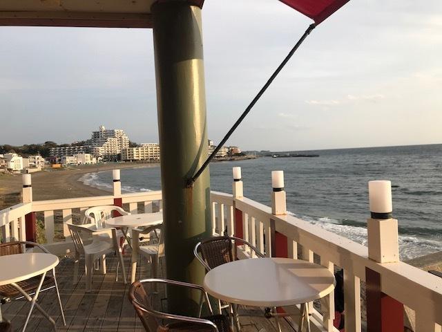 秋谷海岸イタリアンレストラン・ドンで歌いました~_d0103296_21403278.jpg