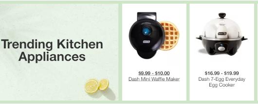 コロナ禍の米国で売れてる調理器具・調理家電と言えば… ミニ・ワッフル・メーカー(Mini Waffle Maker)?!_b0007805_06291874.jpg