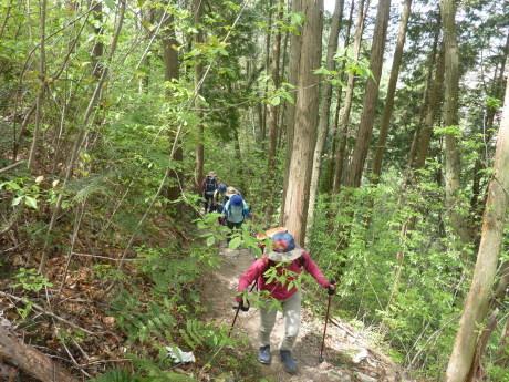 日本一低いアルプスに挑む『小野アルプス縦走』_c0218841_10214609.jpg