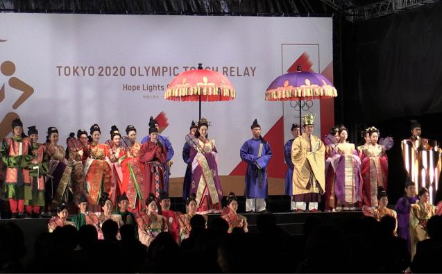 オリンピック聖火リレー 参加_b0405445_18455393.jpg