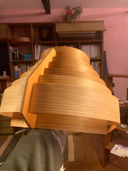 ヤコブセンランプ名作 JAKOBSSON LAMP 照明器具 修理 39_f0053665_23350729.jpg