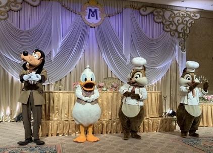 続々結婚です 従甥と息子友人の結婚式_a0264383_10532282.jpg