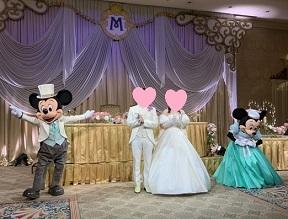 続々結婚です 従甥と息子友人の結婚式_a0264383_10533882.jpg