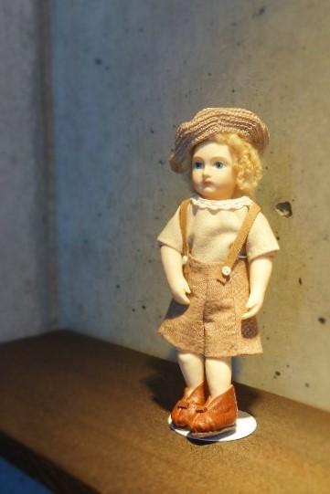 人形展 ーむかし、むかし Once upon a time…vol.24ー より 作品紹介『洋のお人形』_b0232919_14593330.jpg