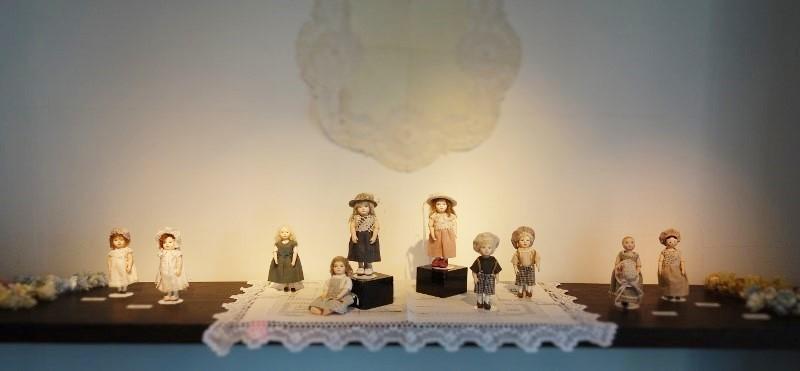 人形展 ーむかし、むかし Once upon a time…vol.24ー より 作品紹介『洋のお人形』_b0232919_15111113.jpg