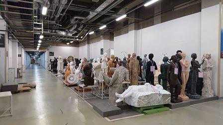 作業日誌(「第50回記念日彫展」彫刻作品搬入業務)_c0251346_12040002.jpg
