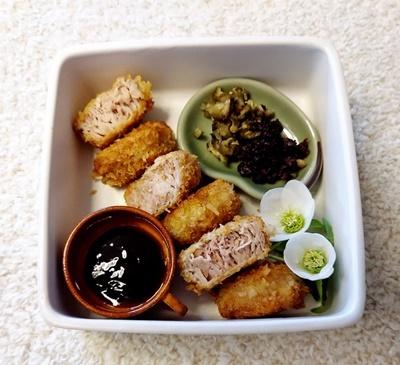 お料理の会~お花見弁当~_b0194861_18051074.jpg