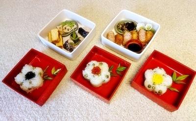 お料理の会~お花見弁当~_b0194861_19162349.jpg