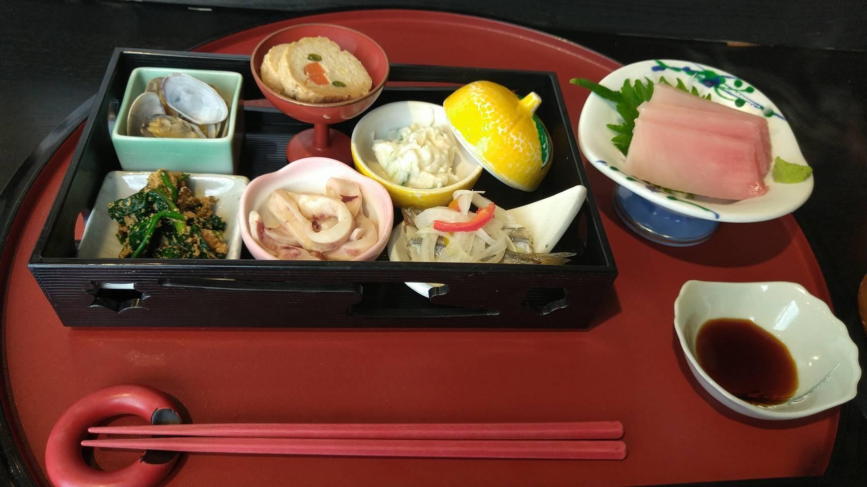 和菜料理♪_f0147585_17224785.jpg