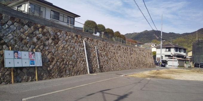 さとうしゅういちは、西日本大水害被災地の吉浦→天応→小屋浦で街頭演説。_e0094315_22204803.jpg