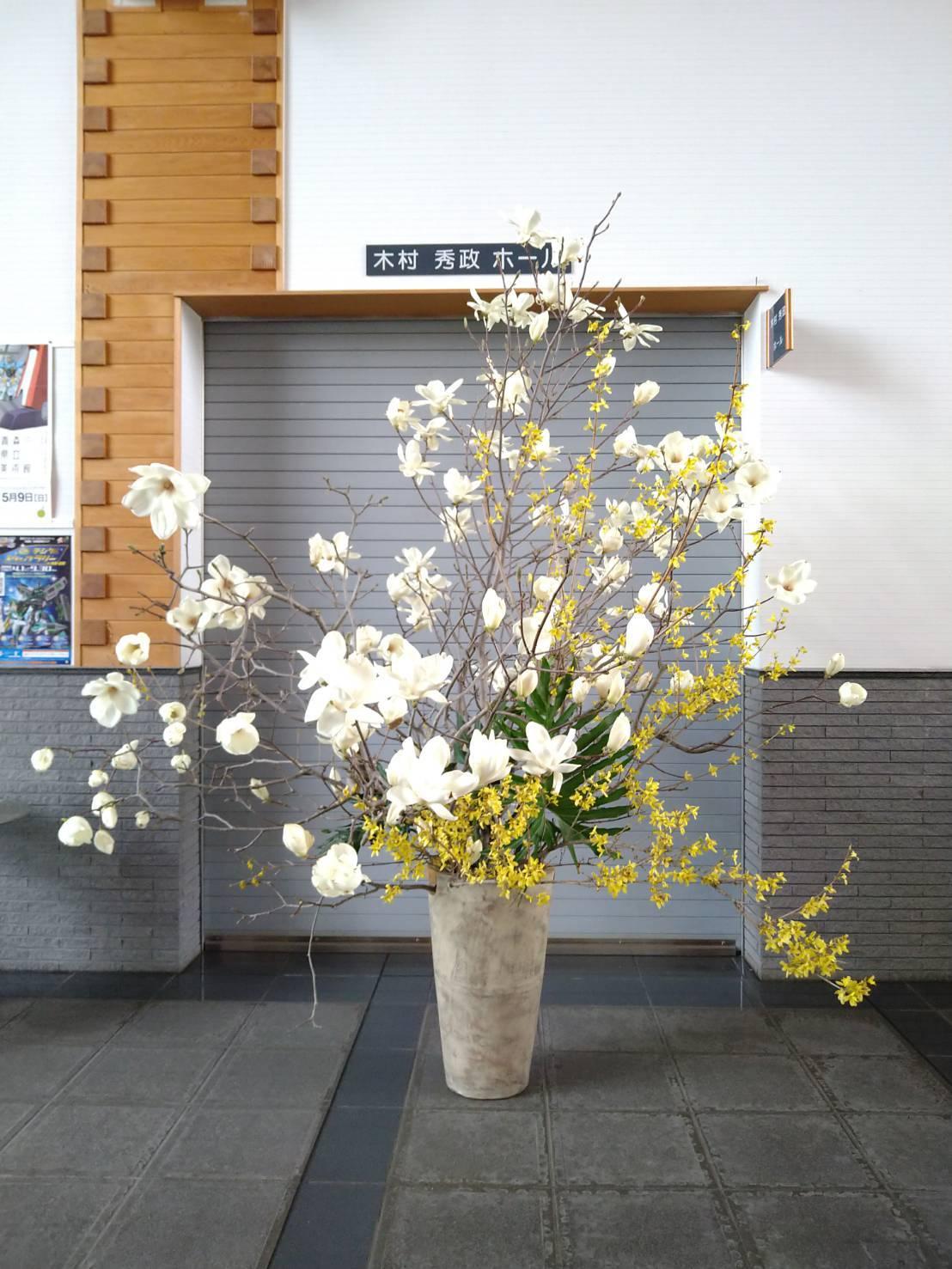 木蓮の香り_c0165824_14330795.jpg