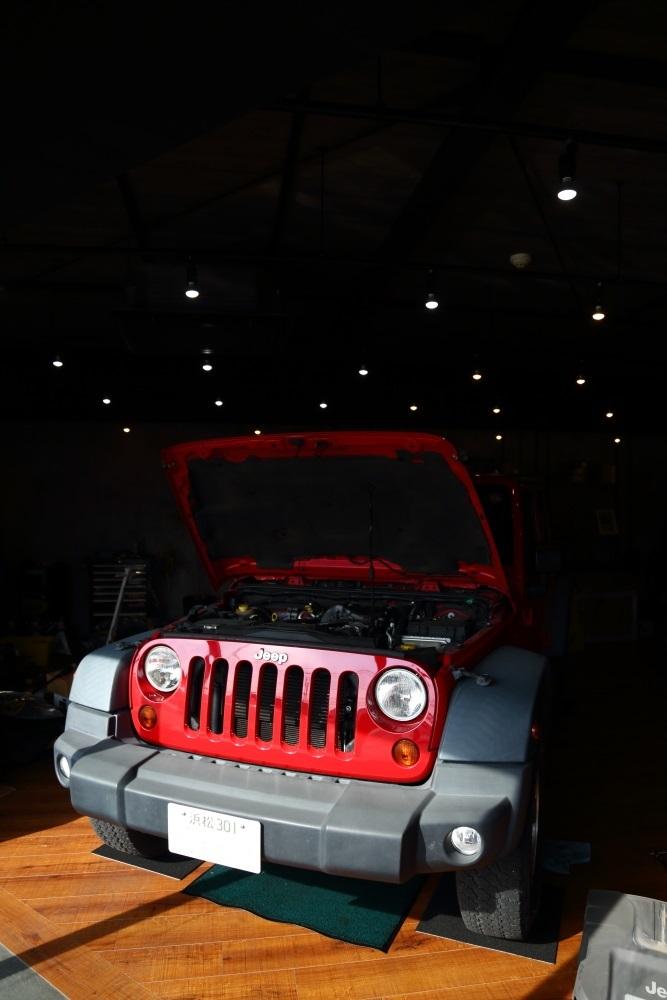 車検や修理の完了報告 ジムニーの作業も完了です_f0105425_19124253.jpg