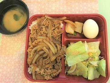 お弁当が美味しい「牛助」☆Obentos From Gyusuke in Tseung Kwan O_f0371533_13422763.jpg