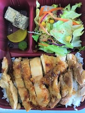 お弁当が美味しい「牛助」☆Obentos From Gyusuke in Tseung Kwan O_f0371533_13424648.jpg