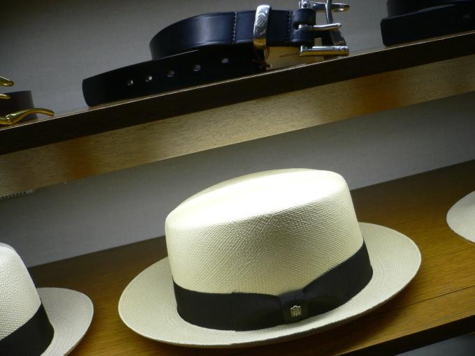 この夏はパナマ帽で遊んでください・・・_d0060944_17185113.jpg