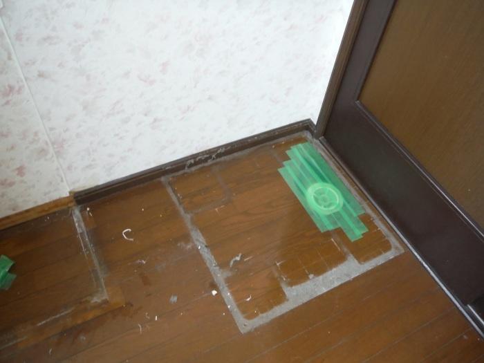室内リフォーム ~ 洗面所内装工事。_d0165368_04275105.jpg
