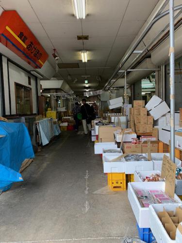八王子総合卸売センター 宮崎勇次郎 壁画_b0141474_08164391.jpg