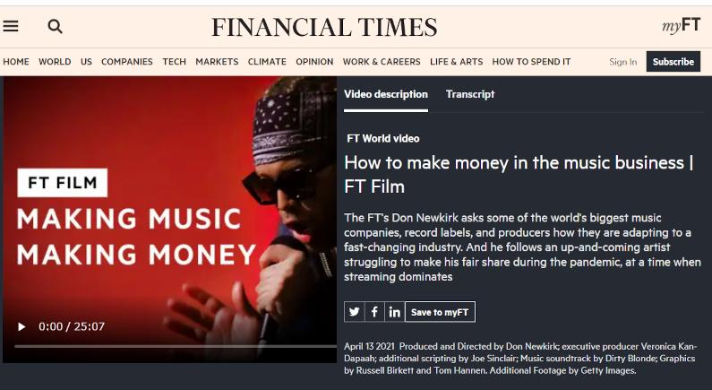 経済紙Financial Timesによる『音楽ビジネスでのお金の稼ぎ方』のポイントまとめ_b0007805_03311398.jpg