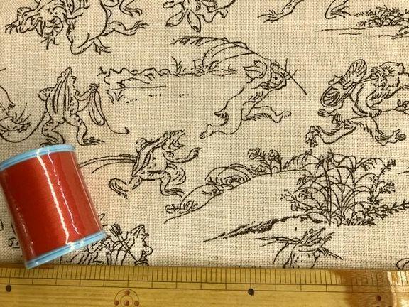「国宝 鳥獣戯のすべて」東京国立博物館 _d0156706_11082454.jpg