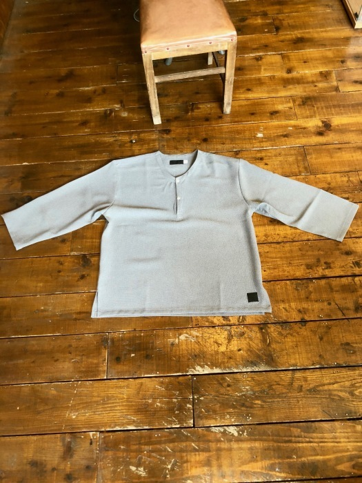 MONOCHOROME Sleeping Shirts_d0179518_11191214.jpg