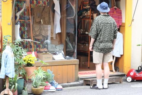 """「ChahChah」 夏ファッションが楽しくなる \""""HEART LEOPARD CHILL SHIRTS\"""" ご紹介_f0191324_08192316.jpg"""
