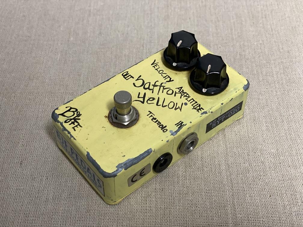 """BJFE\""""Saffron Yellow Tremolo\""""_e0052576_00263730.jpg"""