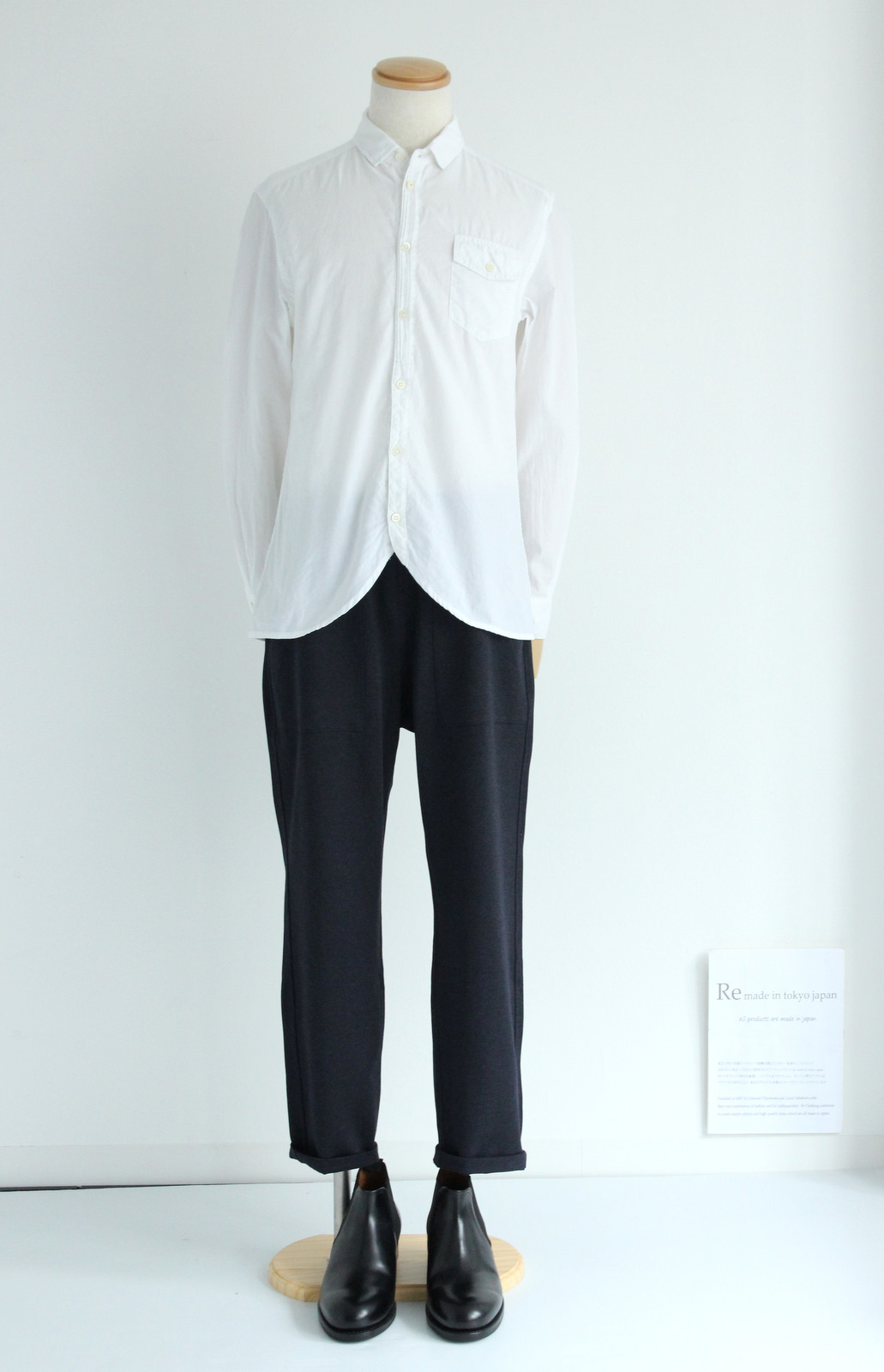Dress Jersey Ankle PTS_c0379477_17245806.jpg