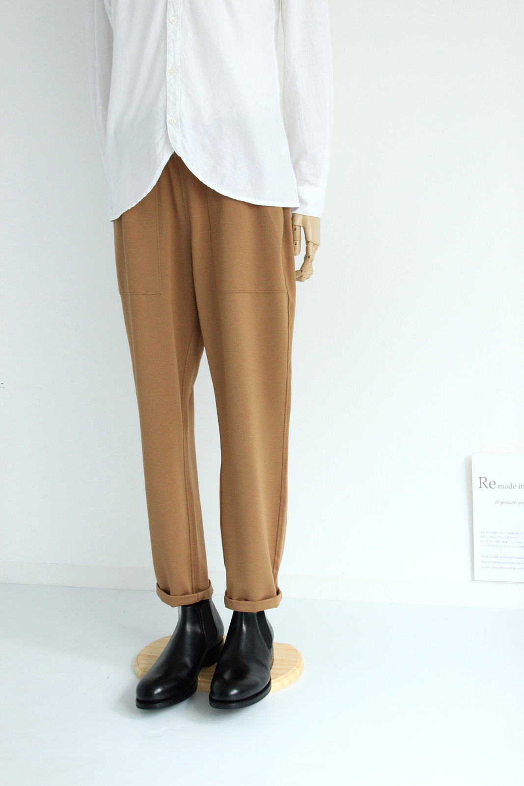 Dress Jersey Ankle PTS_c0379477_17251555.jpg